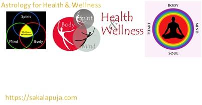 Astrology for Health & Wellness