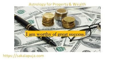 Astrology For Property & Wealth